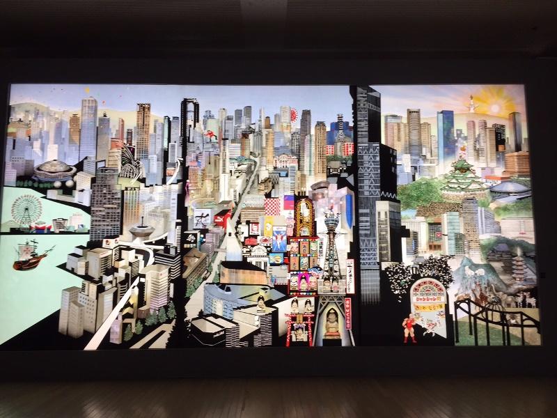 新作、大阪初登場の作品も続々。『愛と平和の祈り 藤城清治展』