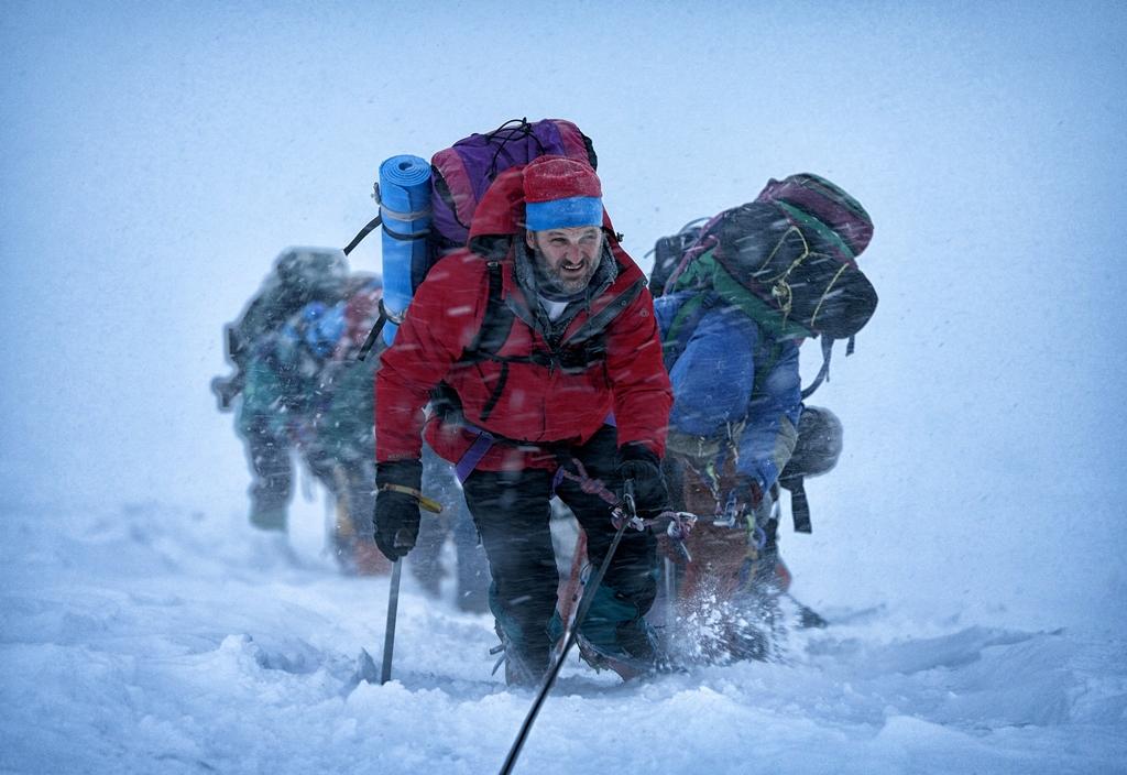 映画『エベレスト 3D』