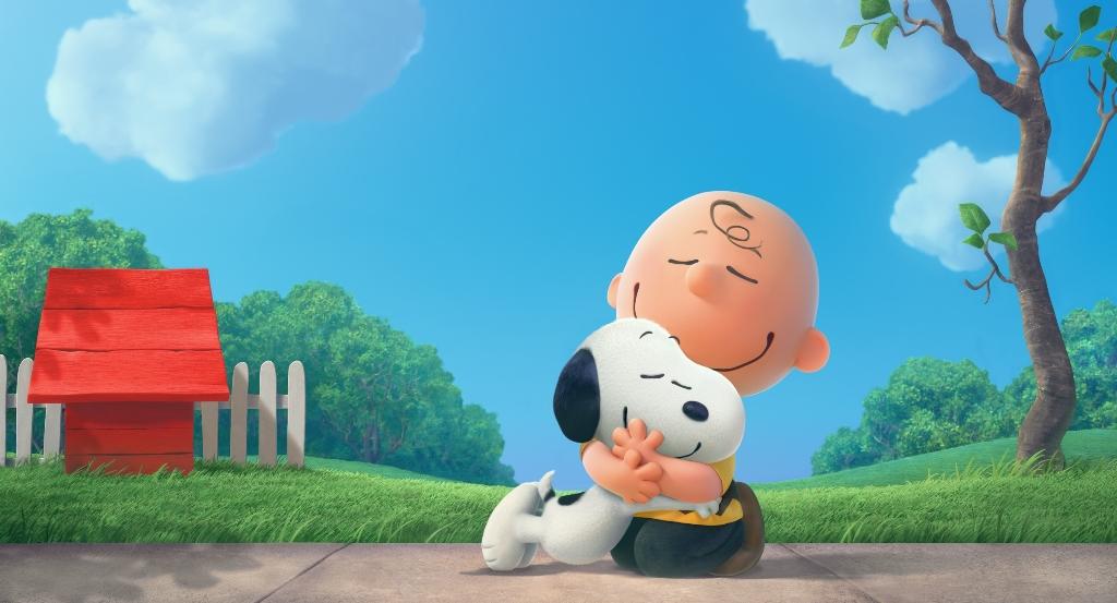 映画『I LOVE スヌーピー THE PEANUTS MOVIE』