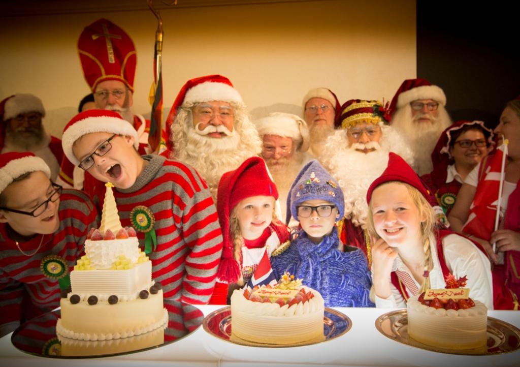 公認サンタも大絶賛♪ 『ホテルニューオータニ大阪』の『パティスリーSATSUKI』に、クリスマスケーキ全6種類が登場