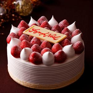 「スーパークリスマスショートケーキ」