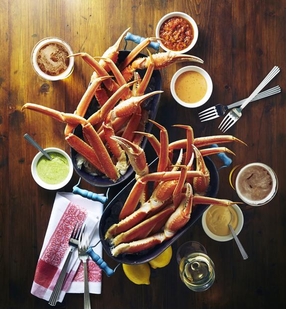 ズワイ蟹をブッフェで好きなだけ♪ 毎年大好評、『ハイアット リージェンシー 大阪』の「クラブ カーニバル」が今年も開催決定!!
