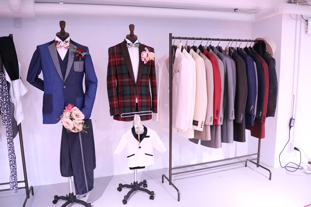 タキシードスタジオ 店内イメージ