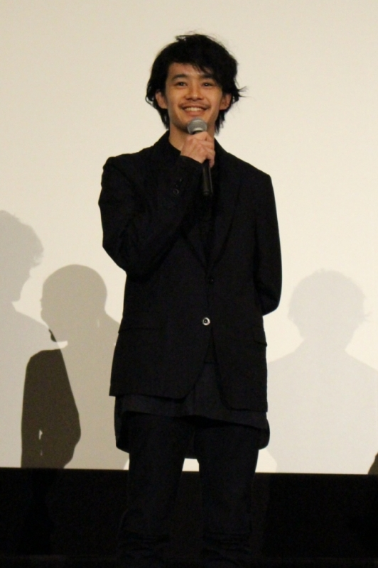 【PrettyOnline】『無伴奏』大阪舞台挨拶 池松壮亮さん