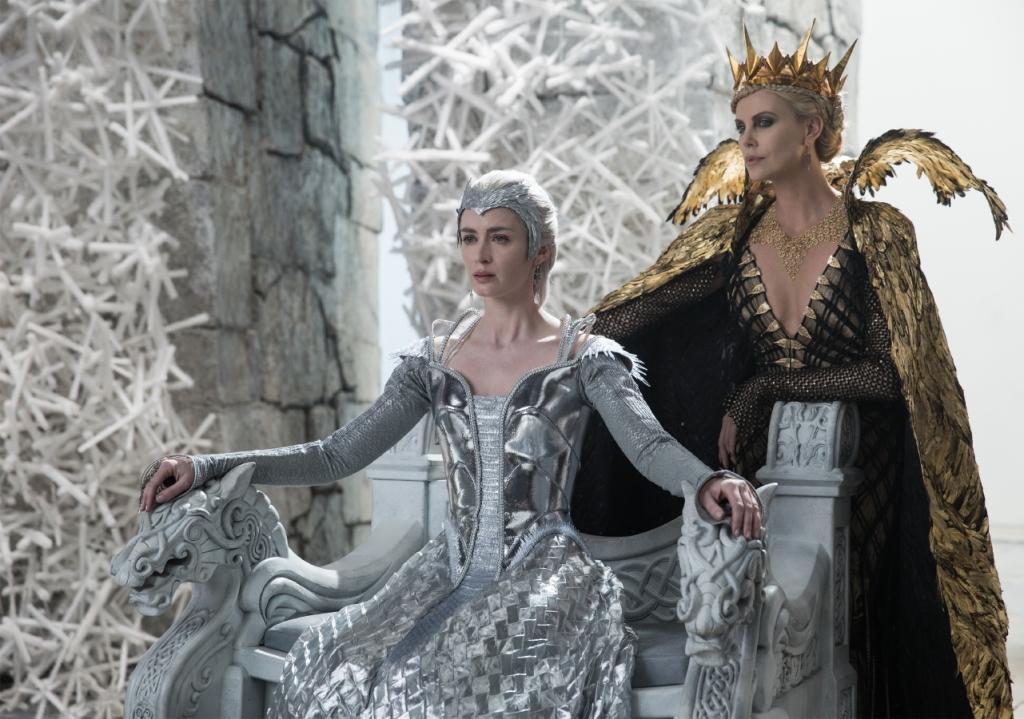 映画『スノーホワイト/氷の王国』