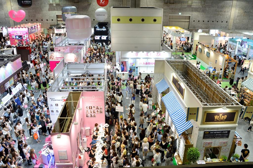 日本最大級のネイルイベント「アジアネイルフェスティバル イン 大阪 2016」開催決定!