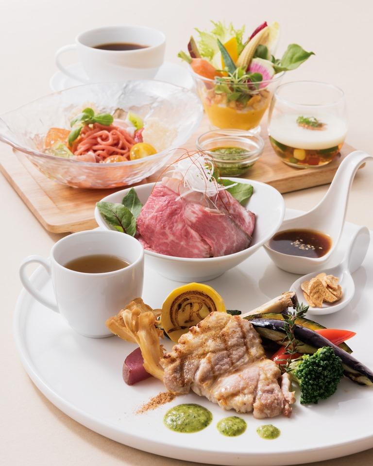 大阪キタ5ホテル共同ランチ企画!! 「夏の味めぐり」