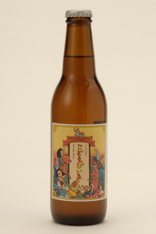 アルコールが苦手な人も「こどもびいる」で乾杯♪