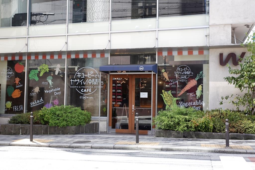 コンセプトは、「野菜をもっと好きになる。」!大阪・心斎橋に『キユーピーとヤサイな仲間たちカフェ』期間限定オープン