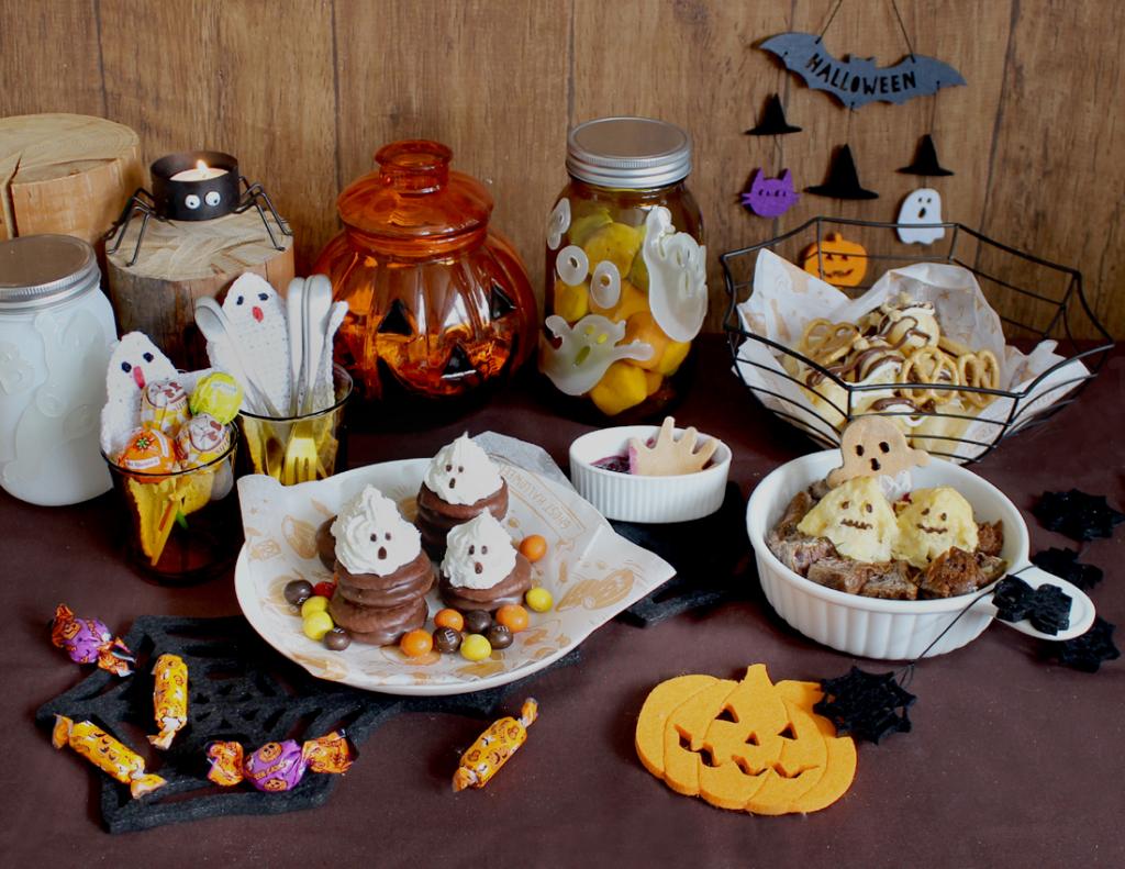 """『Kitchen Kitchen』のテーブルアイテムで""""おうちでハロウィン""""を楽しもう!"""