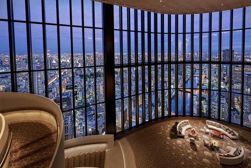全客室&パブリックスペースから大阪の街並みを一望。『ヒルトン』のラグジュアリーブランド『コンラッド』、大阪へ!