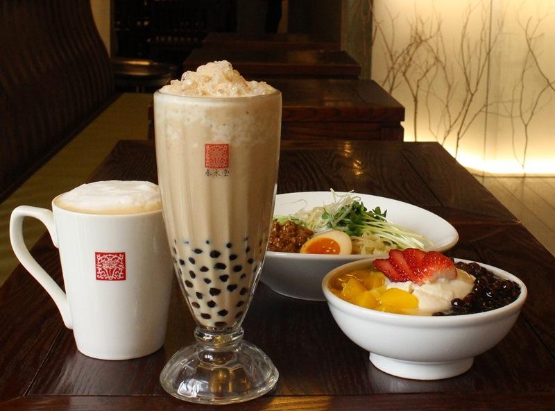 タピオカミルクティー発祥のカフェが待望の大阪初出店! 2017年6月28日、梅田に台湾カフェ『春水…