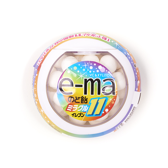 e-ma のど飴