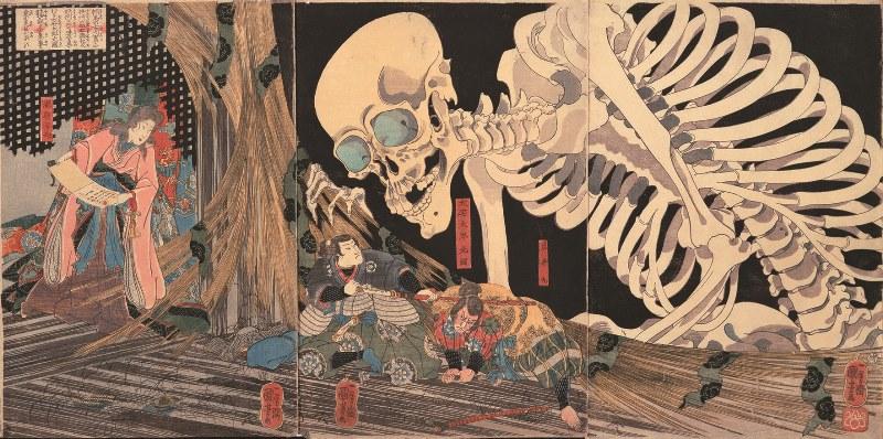 『明石市立文化博物館』夏季特別展「オバケ絵大博覧会」