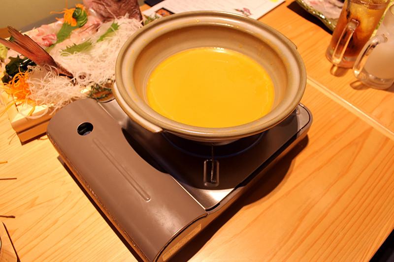 うにしゃぶスープ