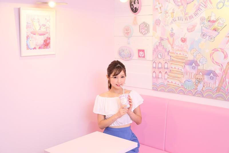 【閉店】人気ブランド「ECONECO」の世界観を体感できるカフェ『ECONECO Cafe & Sweet(エコネコカフェアンドスウィート)』が大阪・心斎橋にオープン
