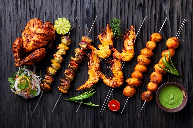 北インドの宮廷料理が大阪で味わえる! 『ハイアット リージェンシー 大阪』でディナーブッフェ「魅惑のインド宮廷料理」開催
