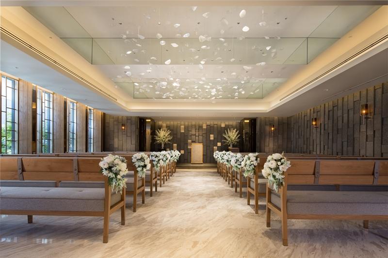 女性の幅広い夢を実現させるチャペルとしてリニューアル! 『スイスホテル南海大阪』9F「ジュール」