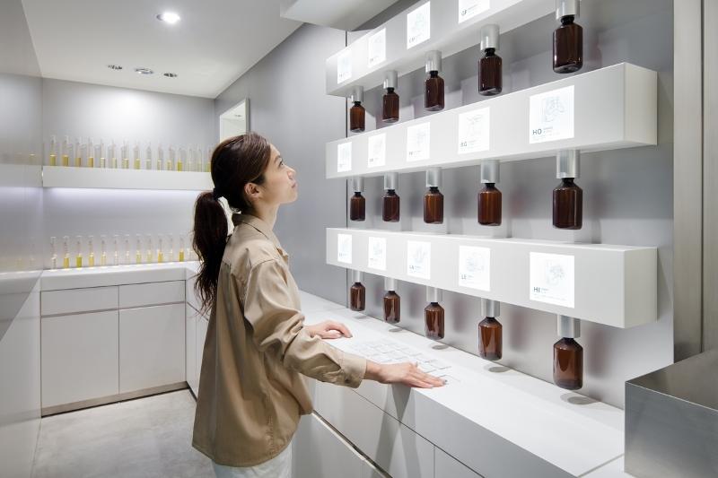 関西初出店! オリジナルアロマ制作もできる香りの専門ブランド『@aroma(アットアロマ)』が梅田…