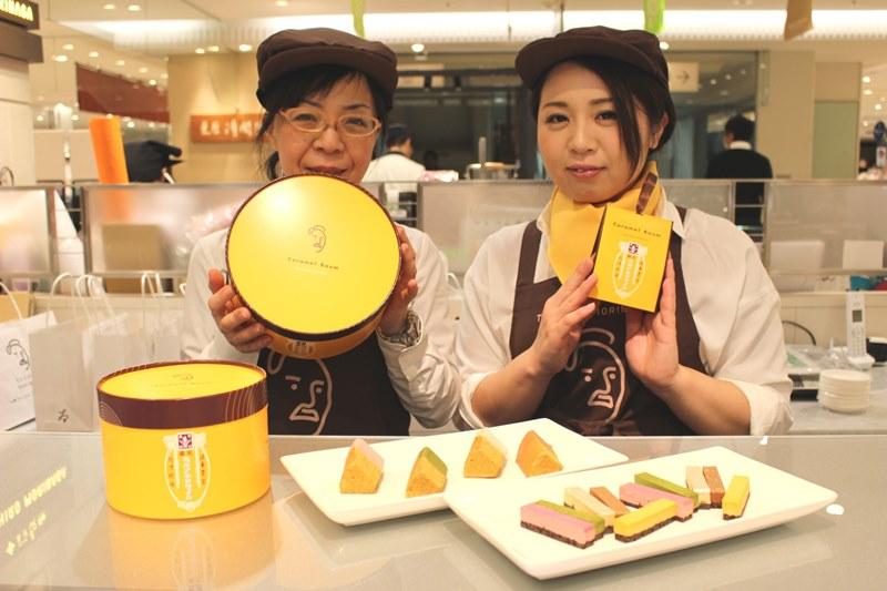 創業から110余年磨き続けた技術を結集。11/22、神戸に『森永製菓』初の常設店『TAICHIRO MORINAGA』がオープン!