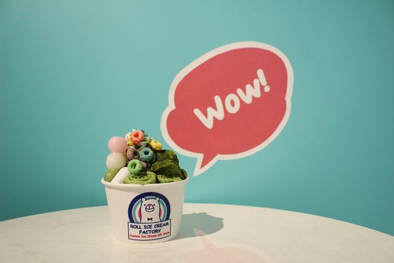 くるくる可愛い!東京・原宿で大人気のロールアイスクリーム専門店『ROLL ICE CREAM FA…