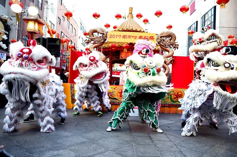 3 獅子舞大演舞1