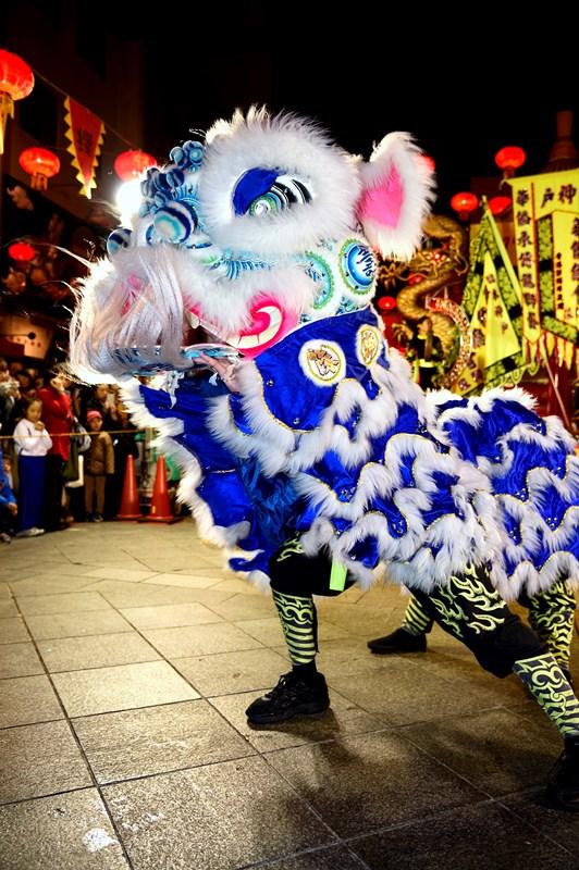 4 獅子舞大演舞2