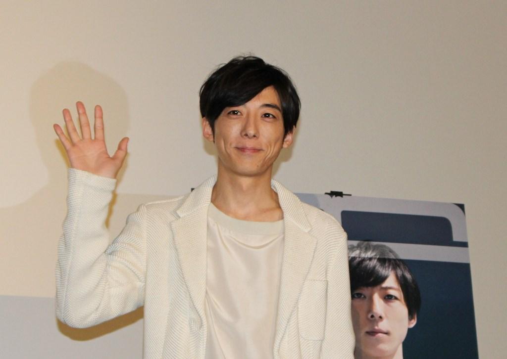 高橋一生「大阪は人があたたかい、人情の街!」 映画『blank13』舞台挨拶(大阪)レポート