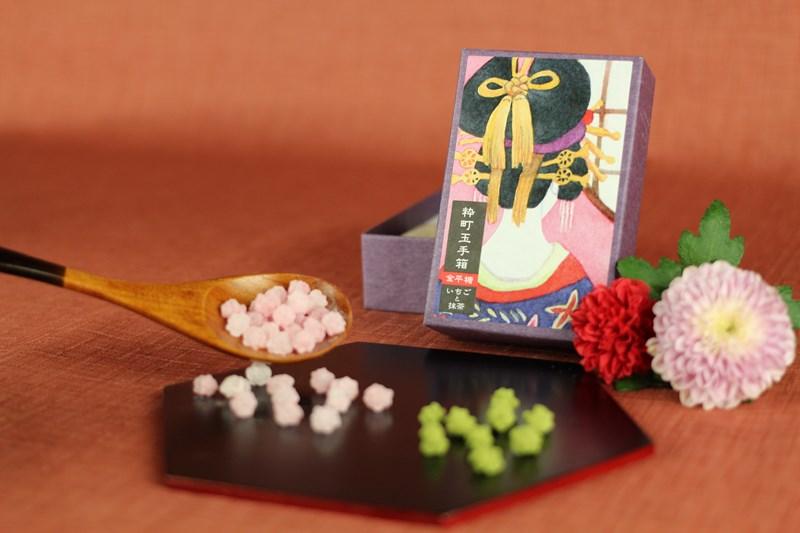 レトロ可愛い金平糖はプチギフトにもお勧め!『江戸越屋』が3/15(木)~5/8(火)、『大丸神戸店』に期間限定オープン