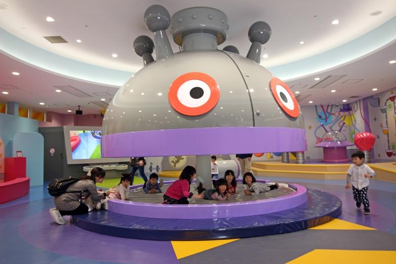 関西初!『神戸アンパンマンこどもミュージアム&モール』に「バイキンひみつ基地」が3/16(金)オープン
