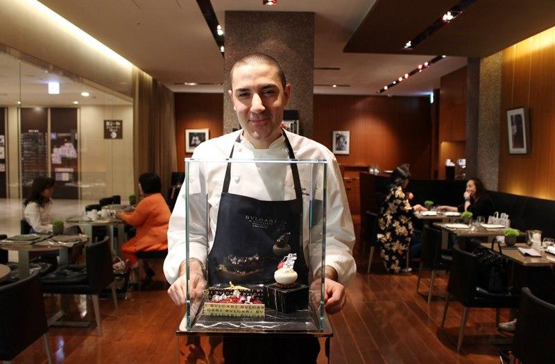 阪急うめだ本店『ブルガリ イル・カフェ』で新作イタリアン・スイーツを期間限定発売
