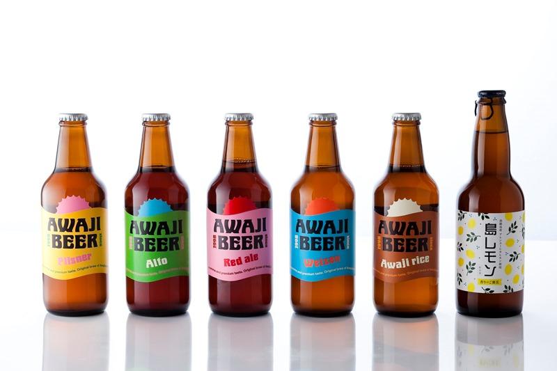 あわぢびーる6種ボトル