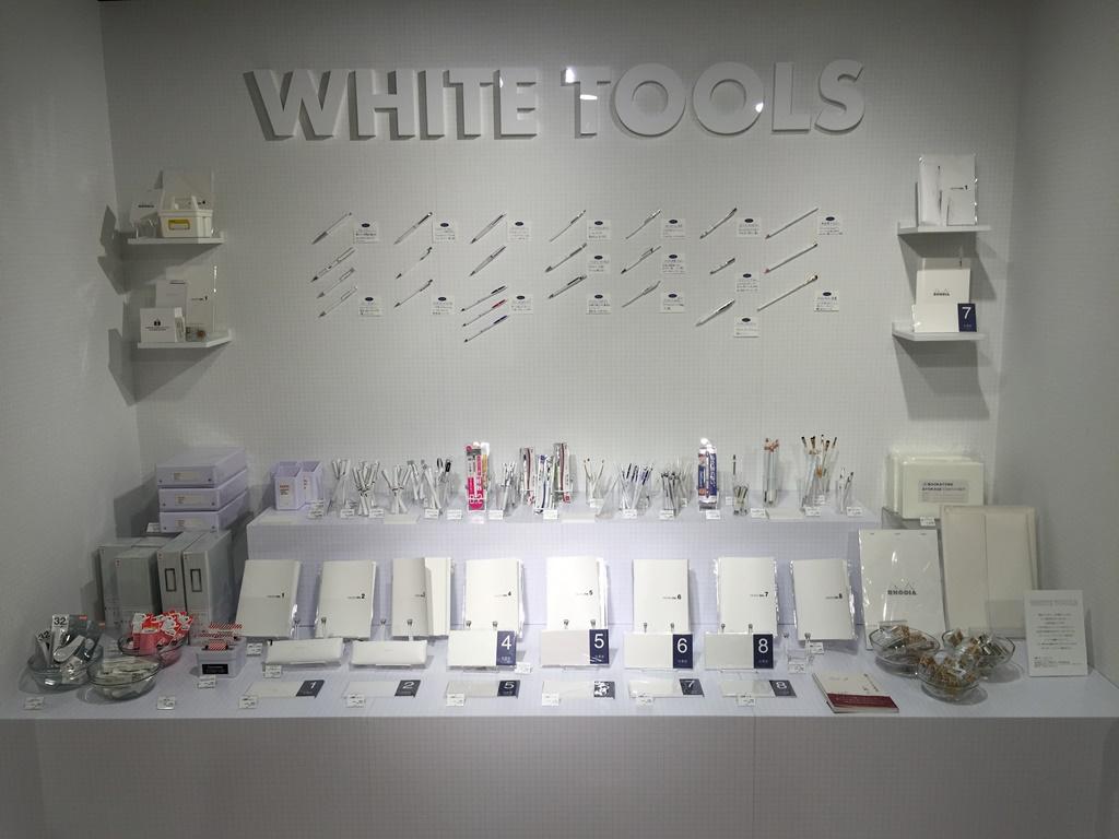 WHITE TOOLS