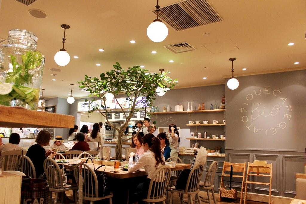 関西初! 7月6日(金)、『ジェラート ピケ』が手がけるカフェレストラン『gelato pique…