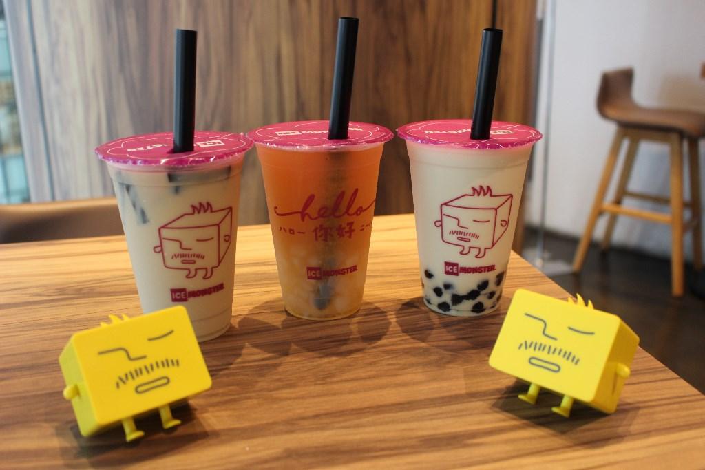 台湾発かき氷ショップ『ICE MONSTER(アイスモンスター)』、本国に先駆け台湾ドリンクを日本先行発売中!