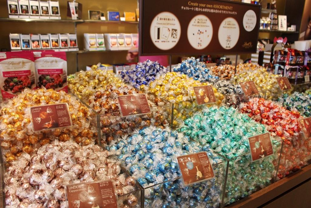 季節限定のチョコメニューは見逃せない!『リンツ ショコラ カフェ 京都四条通り店』
