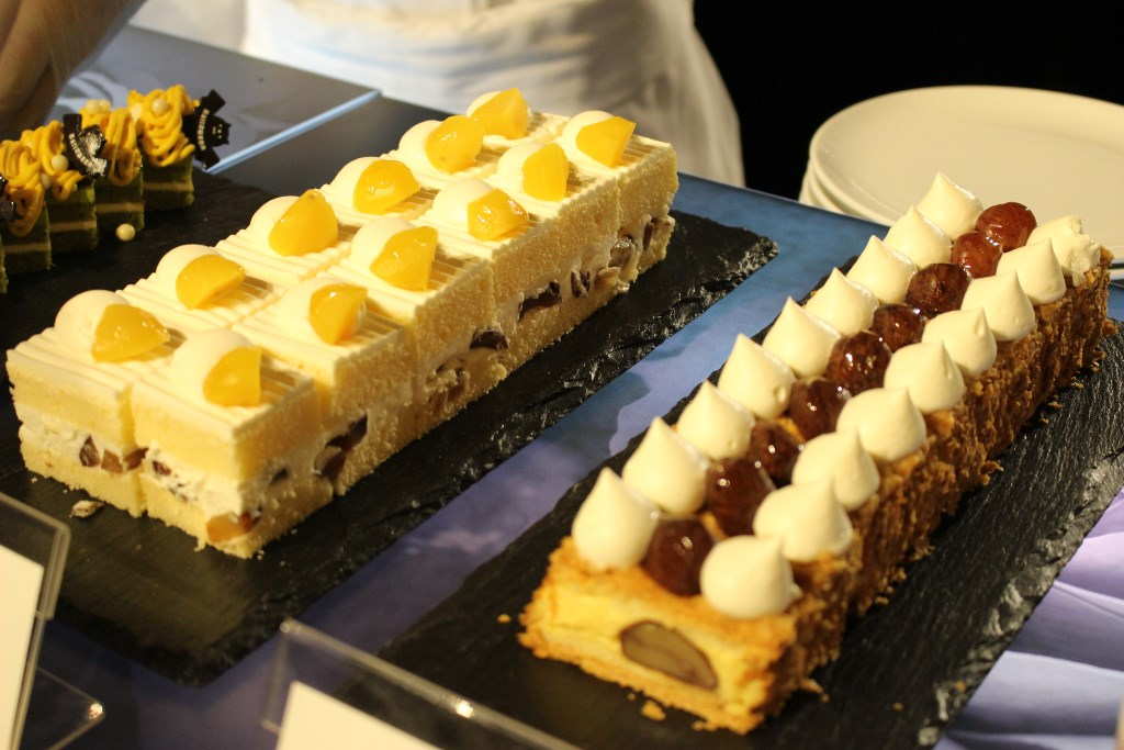 マロンミルフィーユ マロンショートケーキ