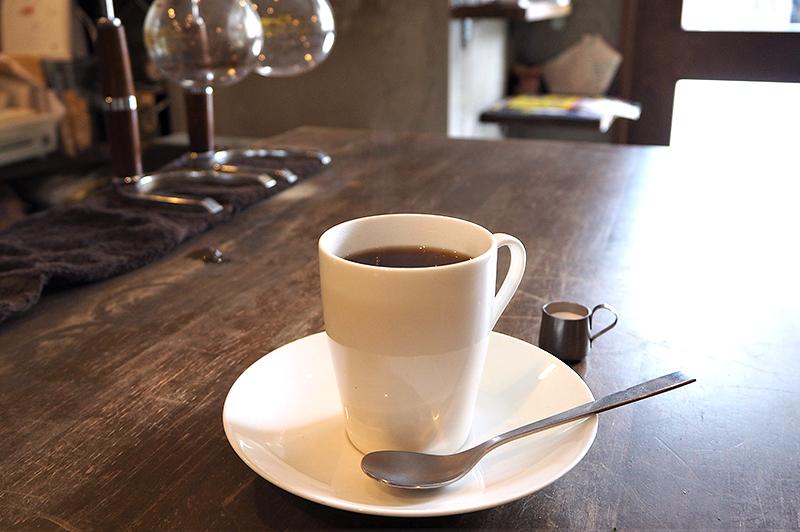 コーヒーとサイフォン