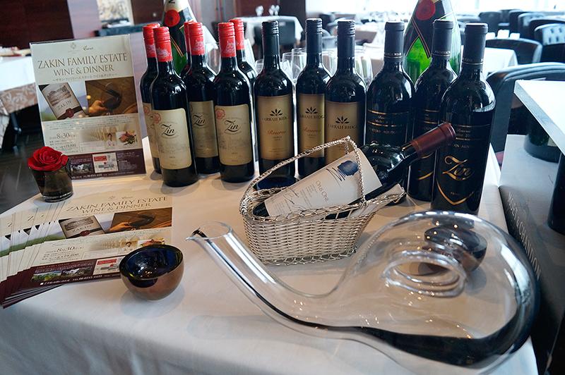 ラグナヴェールプレミアのワイン