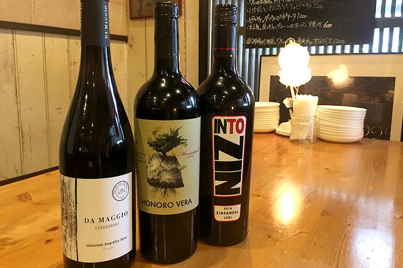 アテテリアピノのソムリエがおすすめするワイン