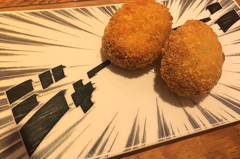 大阪・北新地『浪花ろばた 頂鯛 北新地店』のディナーは目でも舌でも楽しめる新感覚の居酒屋さん