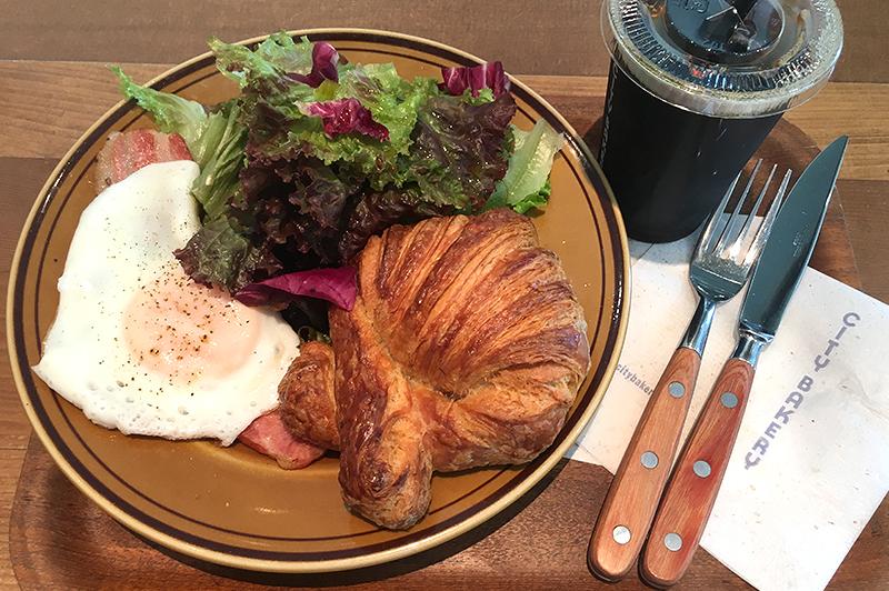 大阪・梅田『ザ シティ ベーカリー 梅田』のモーニングを食べて、ニューヨーク気分で1日をスタート♪