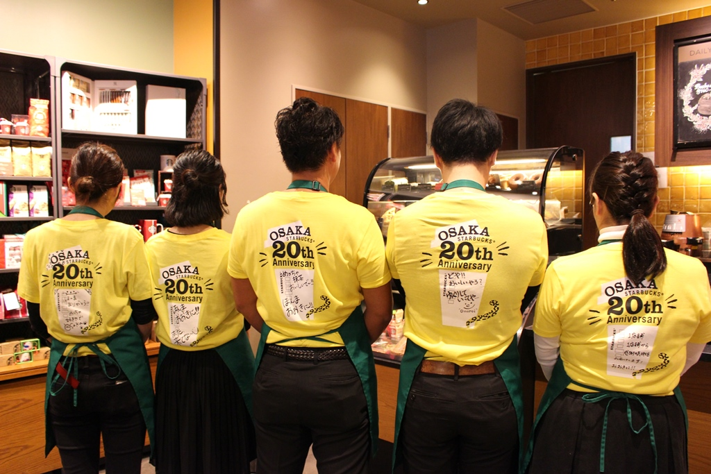 Tシャツ5人
