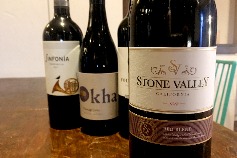 Stone Valley Red Blend(ストーン・ヴァレー レッド・ブレンド)