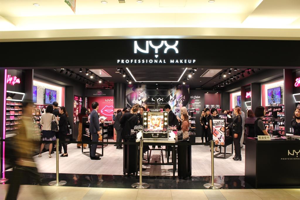メイク好き大阪女子待望!『NYX Professional Makeup』西日本初の旗艦店が『LUCUA osaka』にオープン