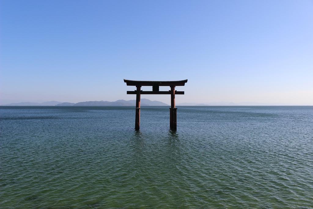 「近江の厳島」こと、滋賀県高島市『白鬚神社』へ。琵琶湖に浮かぶ大鳥居は絶景パワースポット!