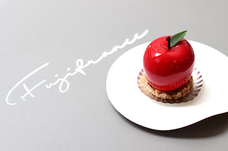 Fujifrance「約束のりんご」ケーキ