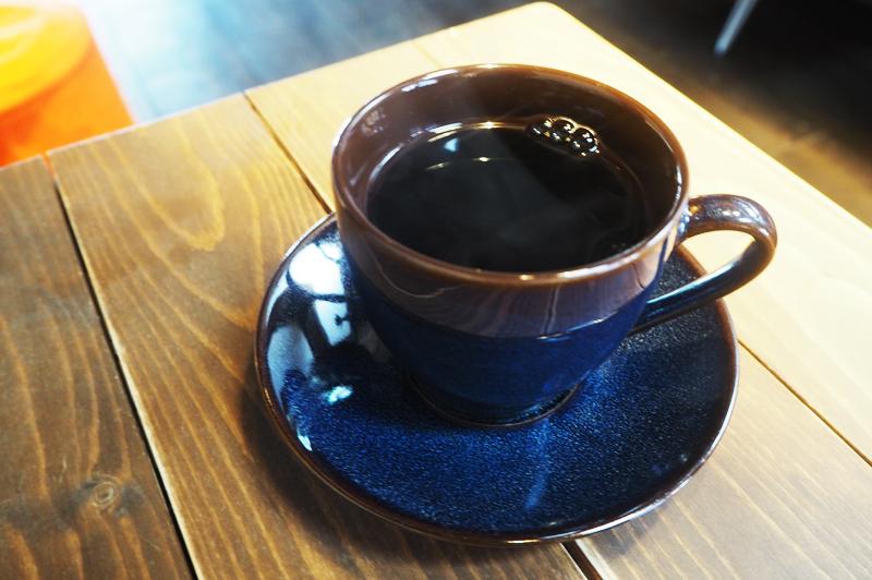 だるま珈琲のホットコーヒー