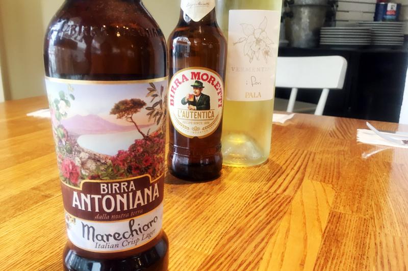 イタリアのクラフトビールメーカーのビール「BIRRA ANTONIANA MARECHIARO(ビッラ・アントニアーナ マレキャーロ)」