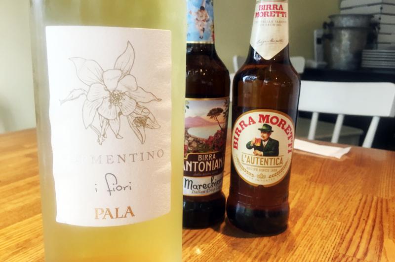 イタリア産ワイン「PALA VERMENTINO i fiori(パーラ ヴェルメンティーノ イ・フィオーリ)」